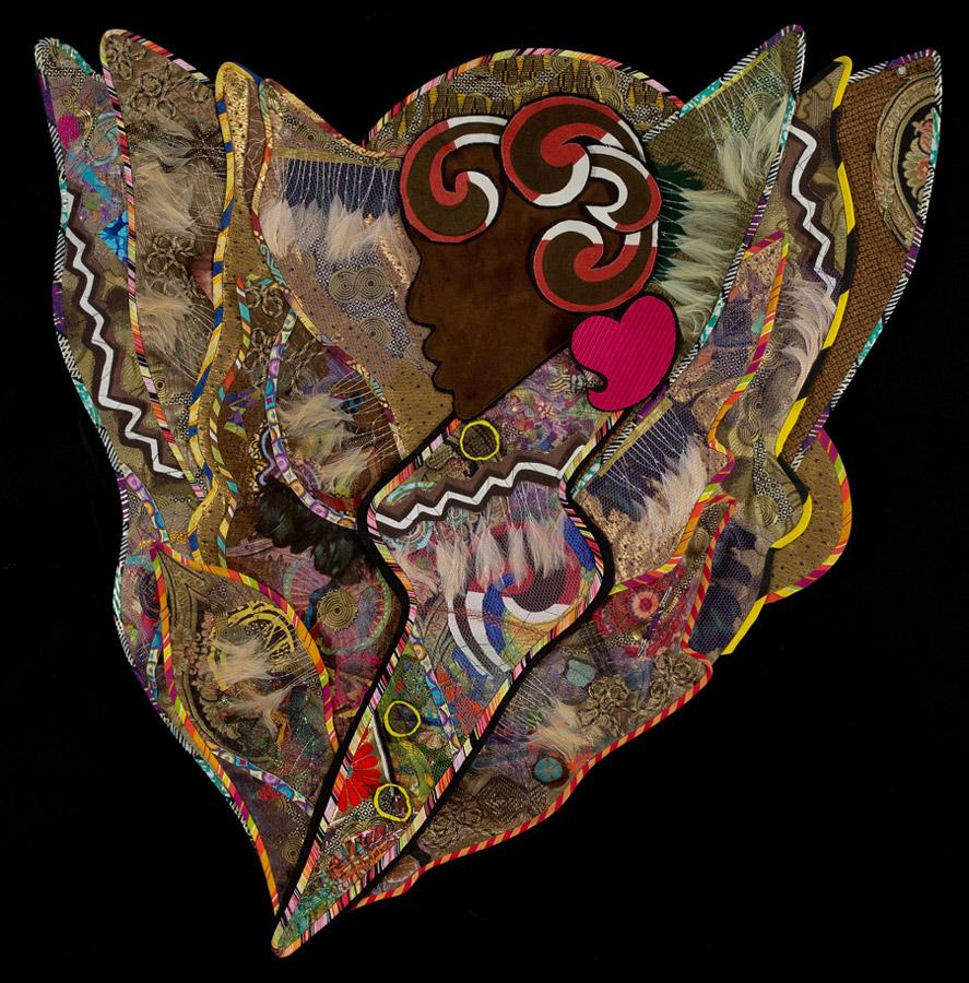 Fiber Art by Cynthia Lockhart